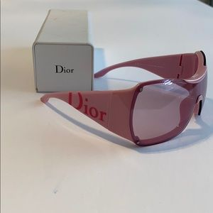 Children's Pink Dior Glasses